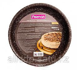 5002 FISSMAN Форма для выпечки круглая 18x9,5 см (алюминий с антипригарным покрытием)