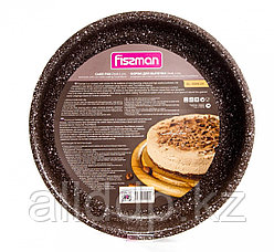 5004 FISSMAN Форма для выпечки круглая 24x11 см (алюминий с антипригарным покрытием)
