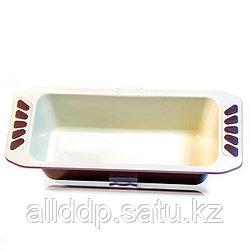 5550 FISSMAN Форма для выпечки хлеба 20 см (углеродистая сталь с керамическим антипригарным покрытием)
