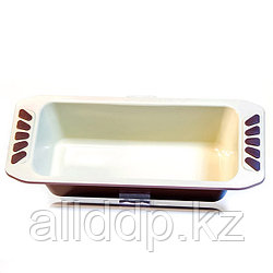 5551 FISSMAN Форма для выпечки хлеба 25 см (углеродистая сталь с керамическим антипригарным покрытием)