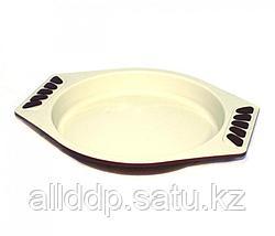 5554 FISSMAN Форма для торта круглая 20 см (углеродистая сталь с керамическим антипригарным покрытием)