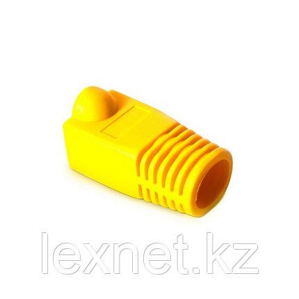Бут (Колпачок) для защиты кабеля SHIP S904-Yellow, фото 2