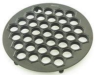 8563 FISSMAN Форма для приготовления пельменей 26 см - 37 ячеек (алюминий)