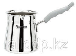 3307 FISSMAN Турка для варки кофе 450 мл (нерж.сталь)