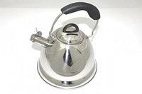 5927 FISSMAN Чайник для кипячения воды ASTANA 5,0 л (нерж. сталь)