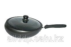 Cковорода вок с высоким закругленным бортом, D 32 см