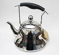Чайник для кипячения воды 4 л (нерж. сталь)