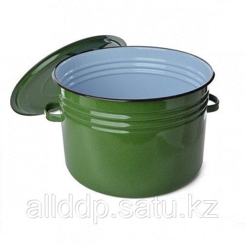 Бак 40 л светлый (зеленый рябчик) С42833