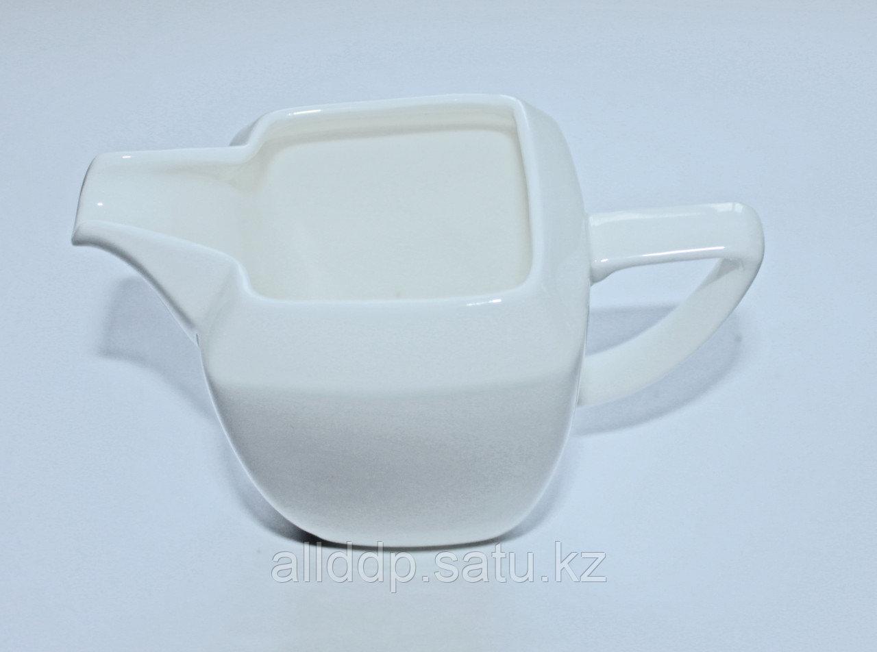 Молочник для молока, белый, D 130 мм