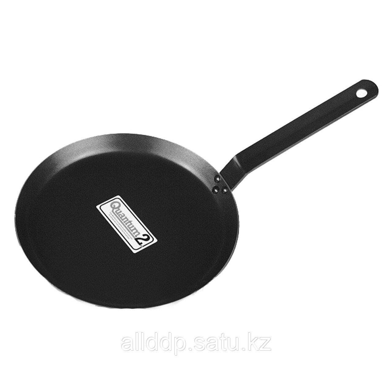 Профессиональная блинная сковорода, 26 см, алюминий
