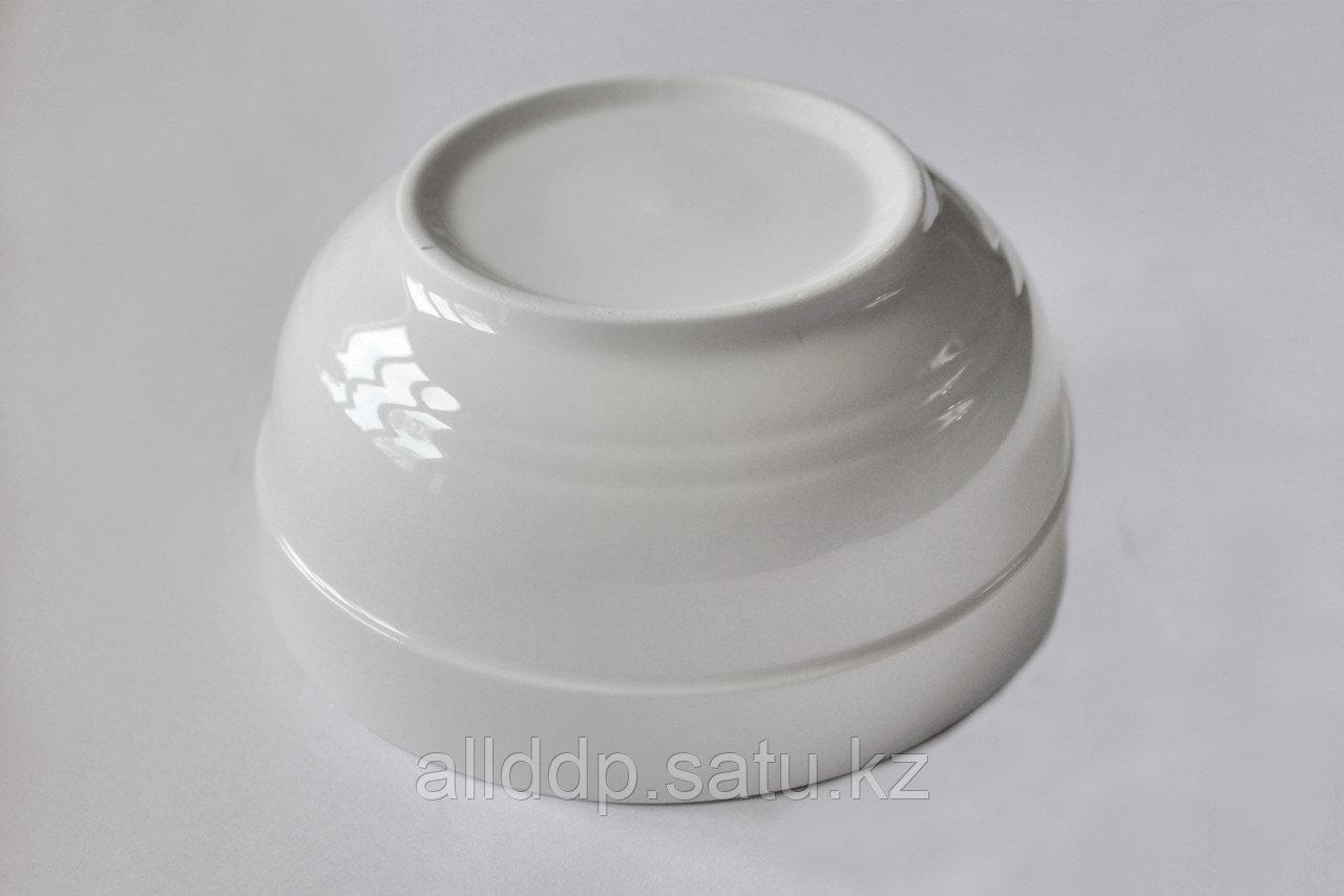 Салатница, белая, D 150 мм