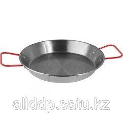 Сковорода профессиональная для паэльи (паэльера), 30 см, нерж. сталь