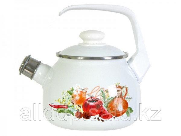 """Чайник 2,5л """"Итальянская кухня"""" С-2711АП/4Рч"""