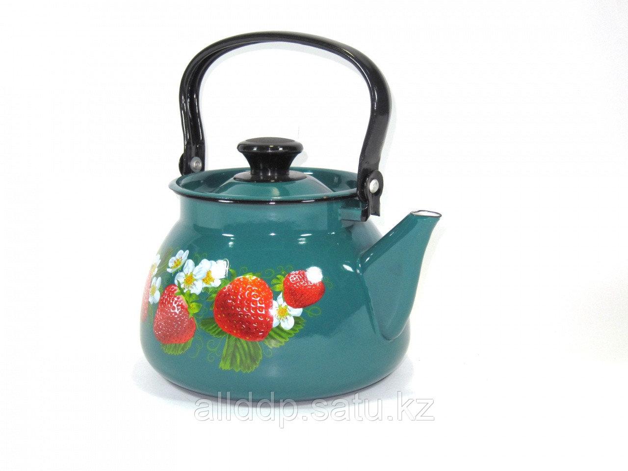 Чайник сферич.3л 42115-123/6 (бирюза)