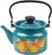 Чайник цилиндр.2л 42715-103/6 (бирюза)