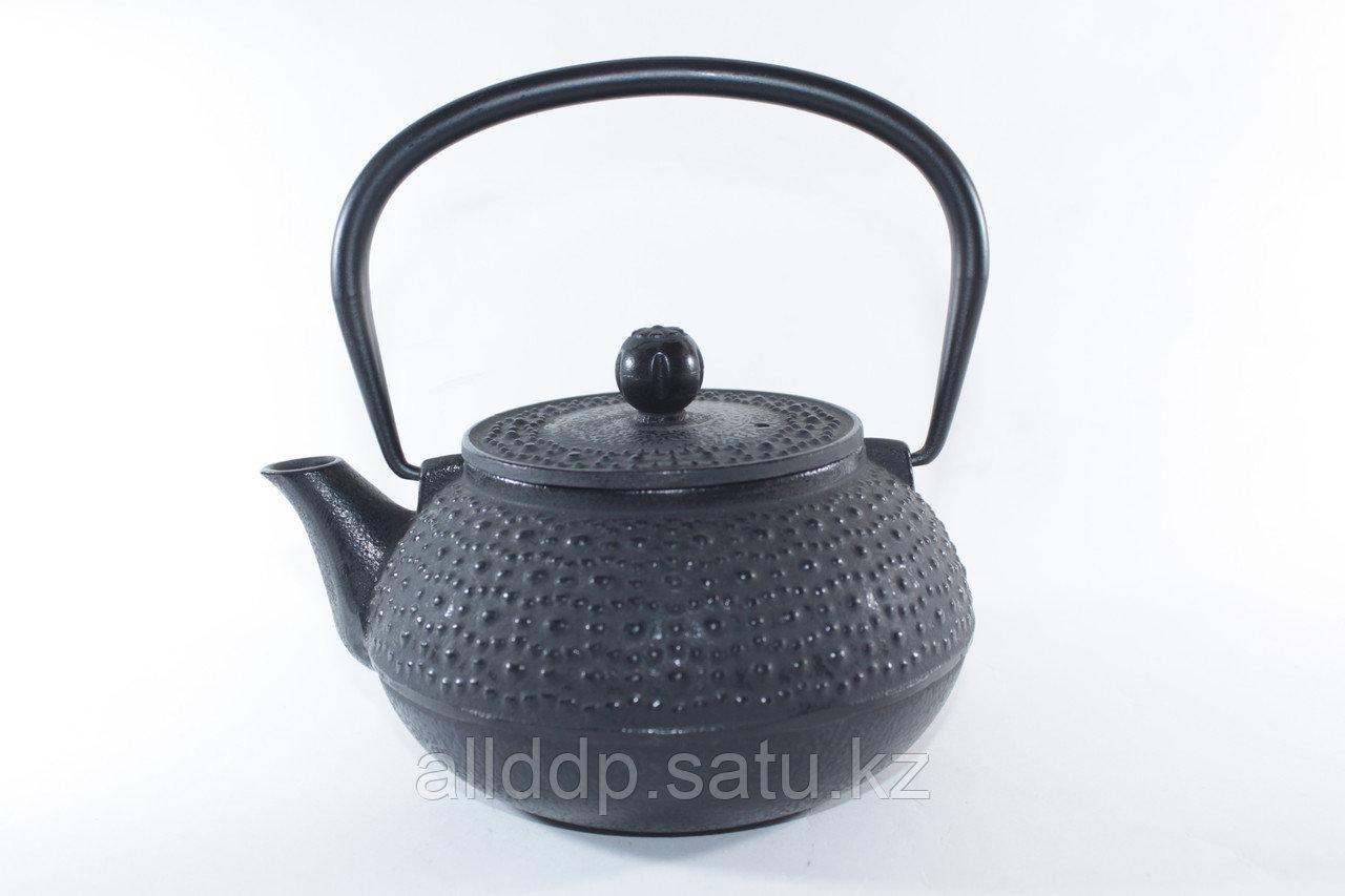 Чайник чугунный, «Железный монах»