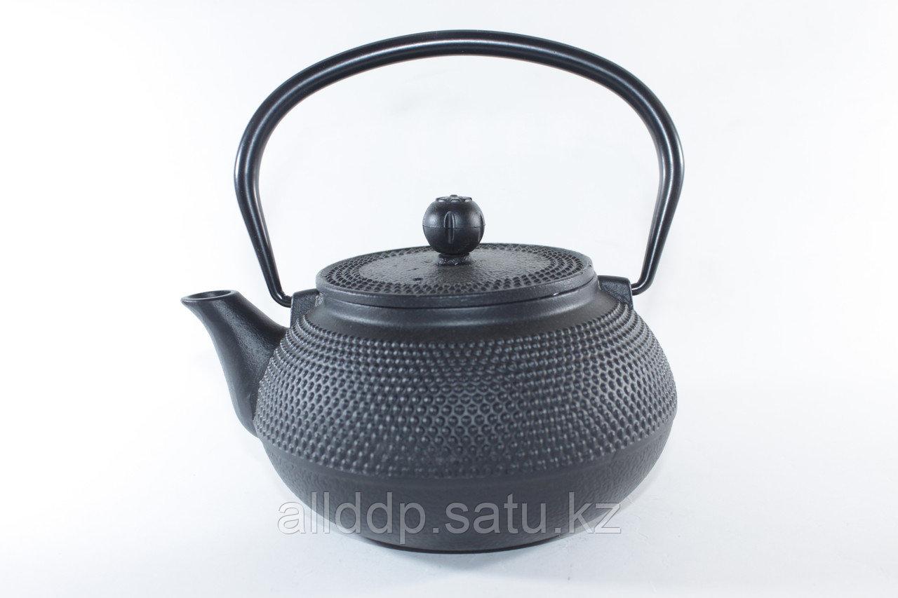 Чайник чугунный, «Черная черепаха»