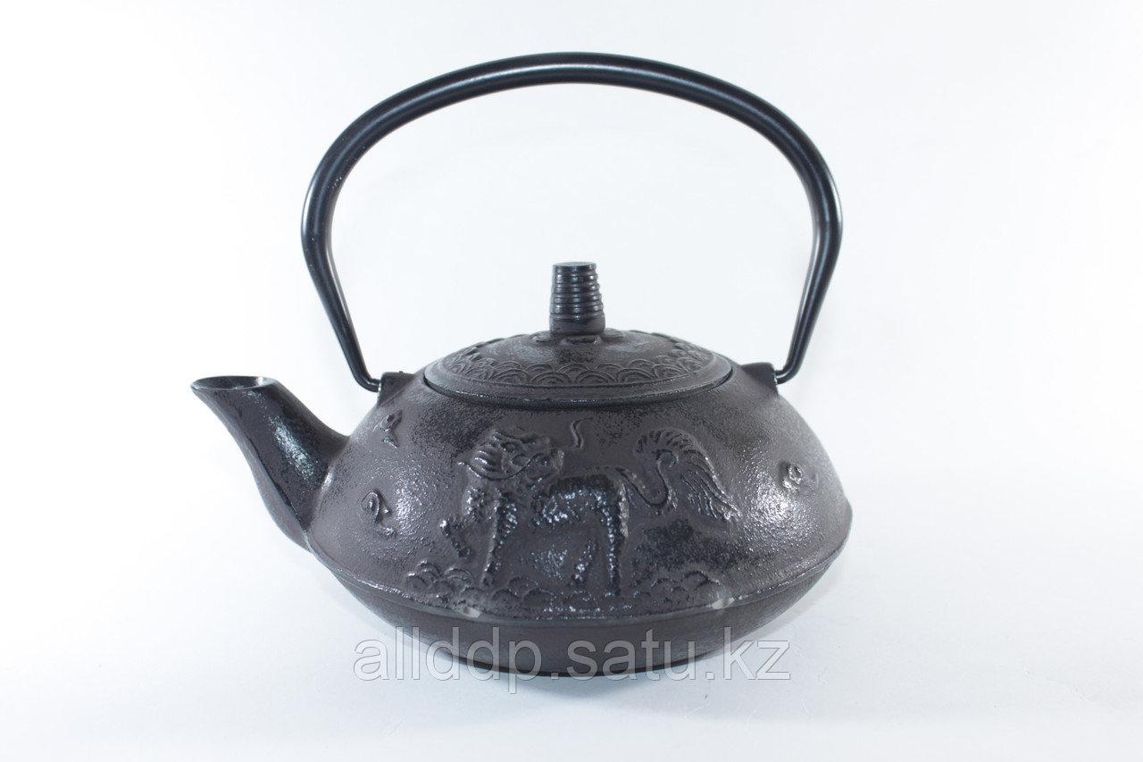 Чайник чугунный, «Дракон»