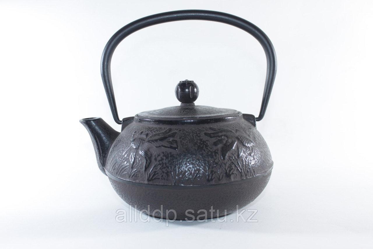 Чайник чугунный, «Золотая рыбка»