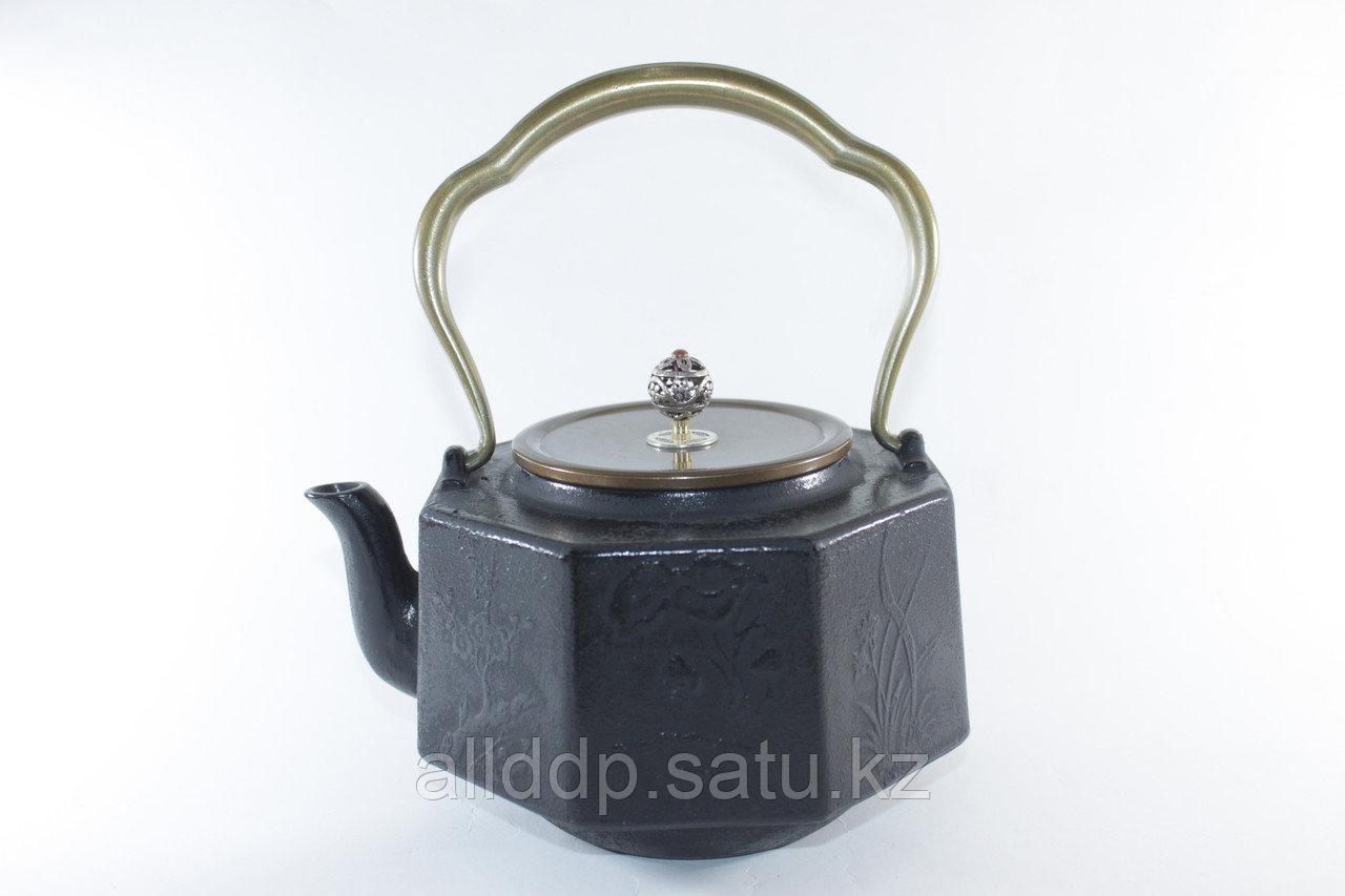 Чайник чугунный, «Сакура»