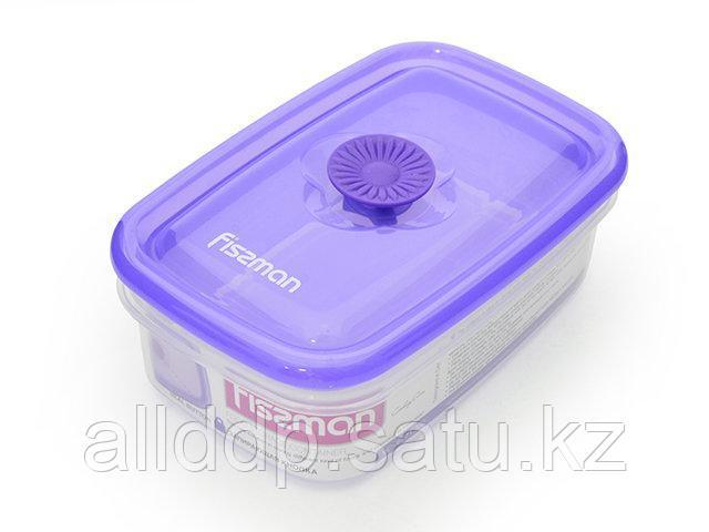 6771 FISSMAN Прямоугольный контейнер для хранения продуктов 15x10x5,5 см / 0,35 л (пластик)