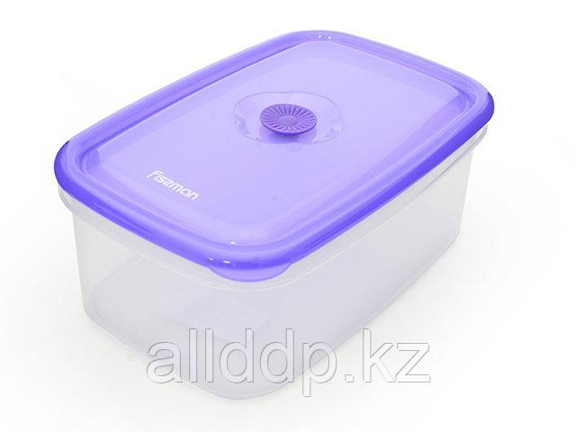 6775 FISSMAN Прямоугольный контейнер для хранения продуктов 24x16x9,6 см / 2,2 л (пластик)