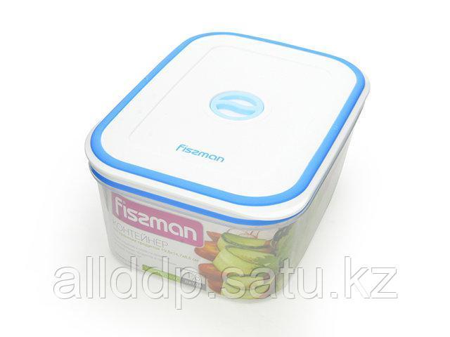 6797 FISSMAN Прямоугольный контейнер для хранения продуктов 19,8x14,7x8,6 см /1,8 л (пластик)