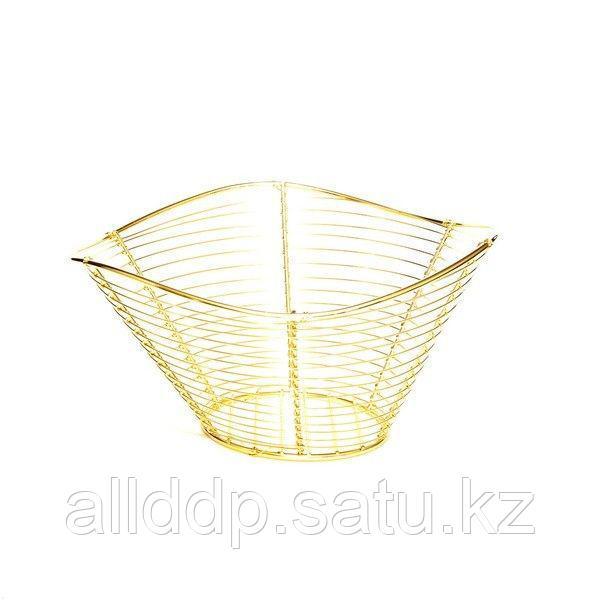 8936 FISSMAN Корзинка для фруктов GOLD
