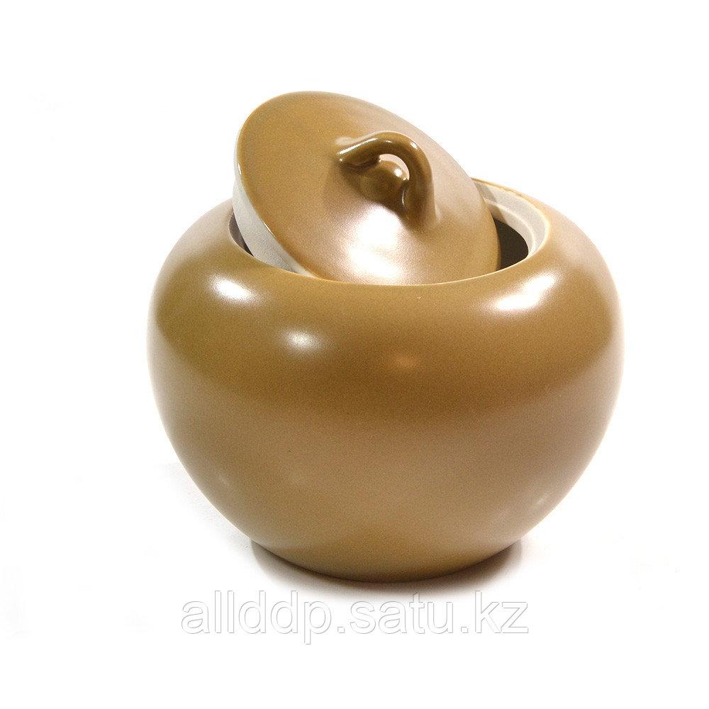 9372 FISSMAN Сахарница 450 мл (керамика)