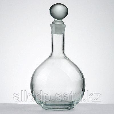 Графин д/вина 3109 СТ 100/1-гладь хол.отр. 0,25л