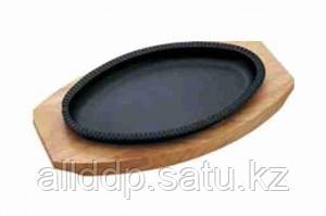 Сковорода-жаровня, овальная, 240 мм