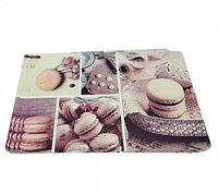 0656 FISSMAN Комплект из 4 сервировочных ковриков на обеденный стол 43,5x28,5 см (пластик)