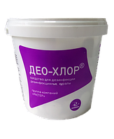 Хлор в таблетках Део-хлор дезинфицирующее средство, 300 табл. по 3,4 г
