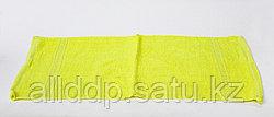 Полотенце кухонное, желтое, 48*21 см