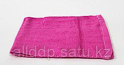 Полотенце кухонное, розовое, 48*21 см