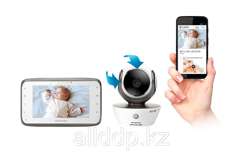 "Видеоняня ""Motorola MBP 854 Connect"""
