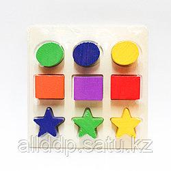 Кубики для малышей, 12*12 см