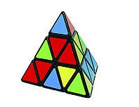 Кубик Рубика , пирамидка