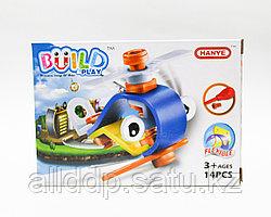 """Конструктор Build&play """"Вертолет"""""""