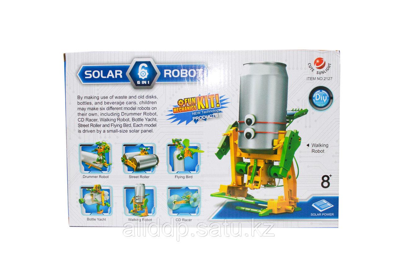 Конструктор Solar Robot ( солевой робот )