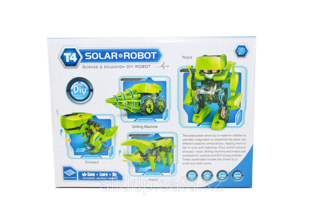 Конструктор Solar Robot T4 ( солевой динозавр )