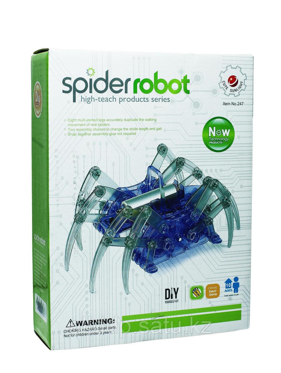 """Конструктор- игрушка """"Spider Robot"""""""