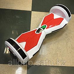 """Гироскутер """"Smart Balance Transformer"""" с подсветкой (белый)"""