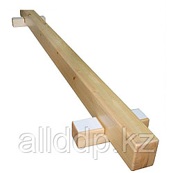 Бревно напольное ДС 200х10 см М020