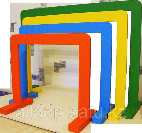 Дуги для подлезания ДС квадрат (комплект 3 шт.50, 60, 70см) М021