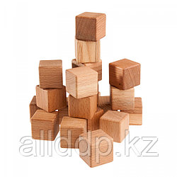 Куб деревянный 30см К231
