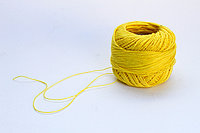 """Нитки для вязания """"Ирис"""", желтые"""