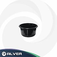 Контейнер суповой 350мл К-115 (черный)