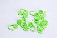 Мини булавки для вязания, зеленые