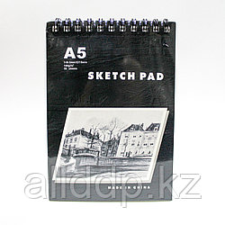 Скетчбук для зарисовок, 148.5*210 мм, 35 листов